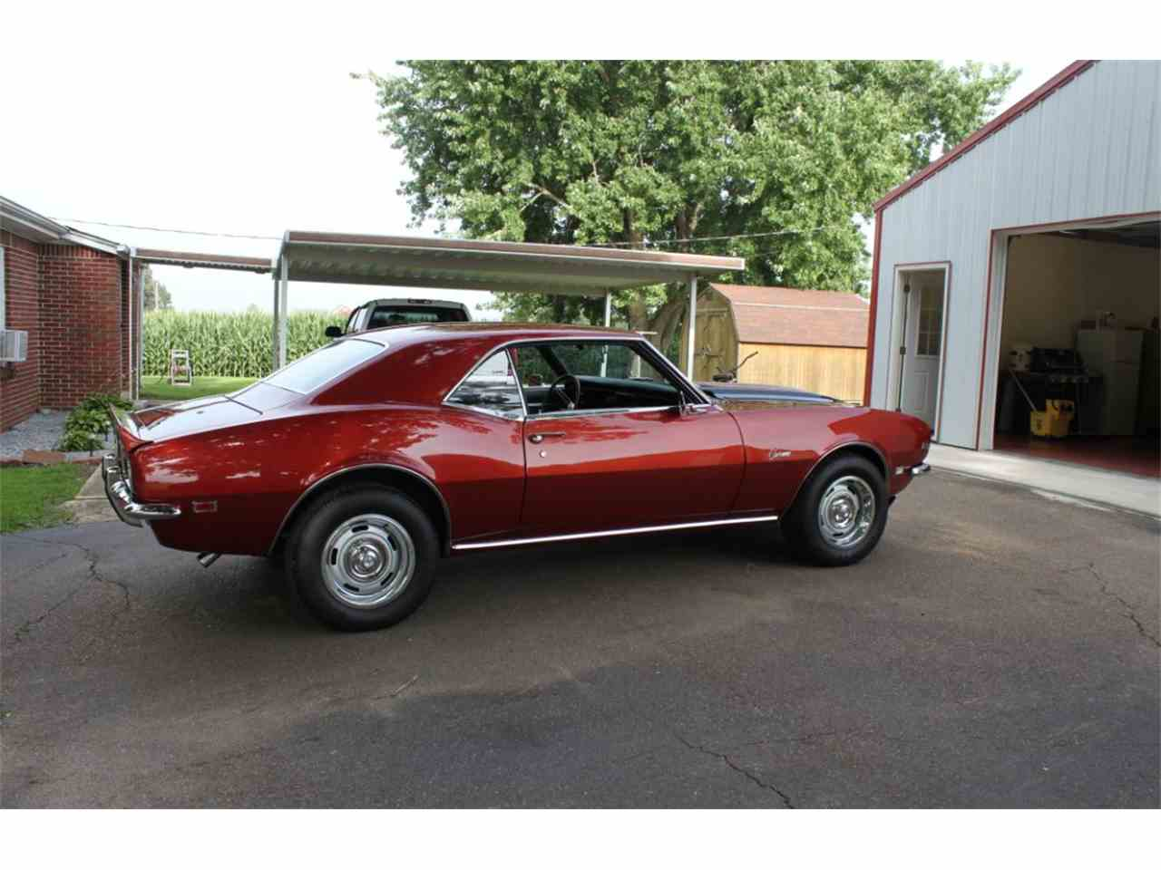 Large Picture of '68 Camaro Z28 - EY7I