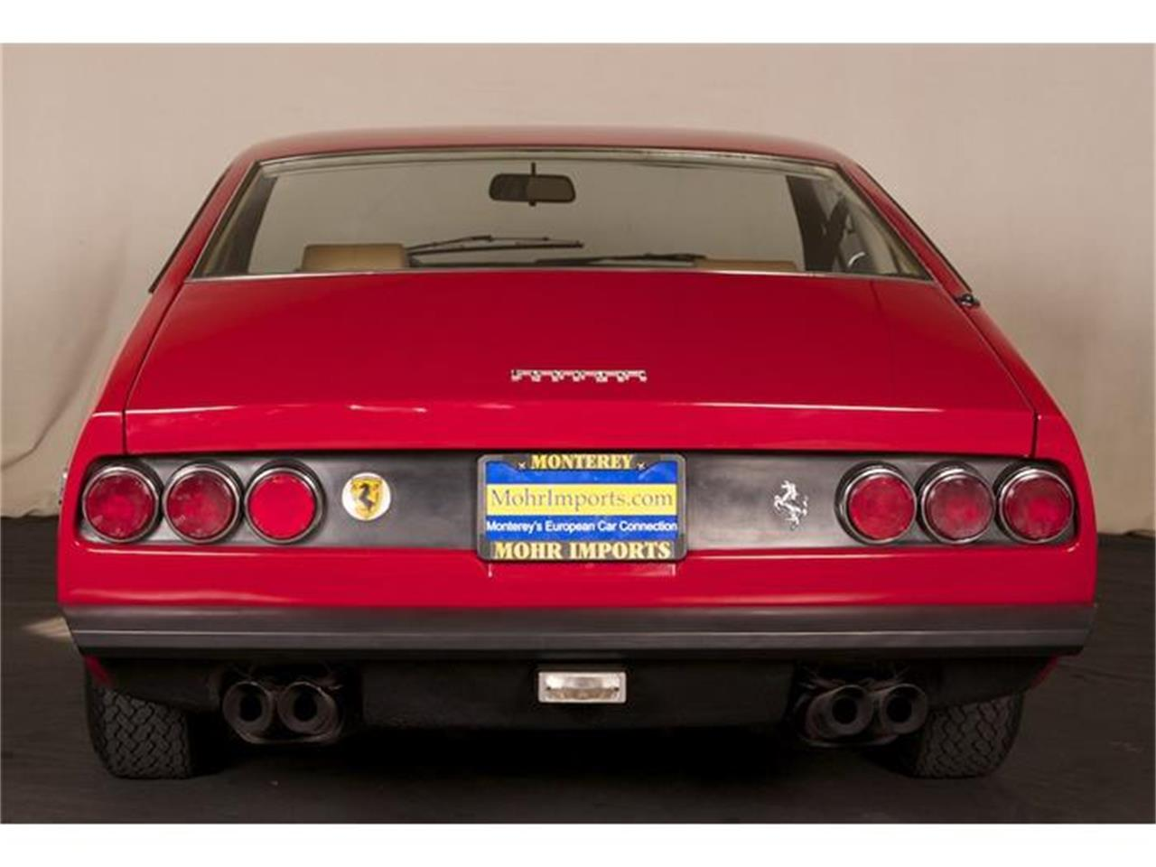 Large Picture of '72 365 GT4 - EY8J