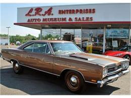 Picture of Classic '69 Plymouth GTX Offered by L.R.A. Enterprises Auto Museum & Sales - EYH3