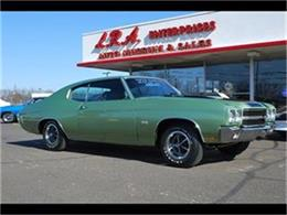 Picture of 1970 Chevelle SS located in Pennsylvania Auction Vehicle - EYH4