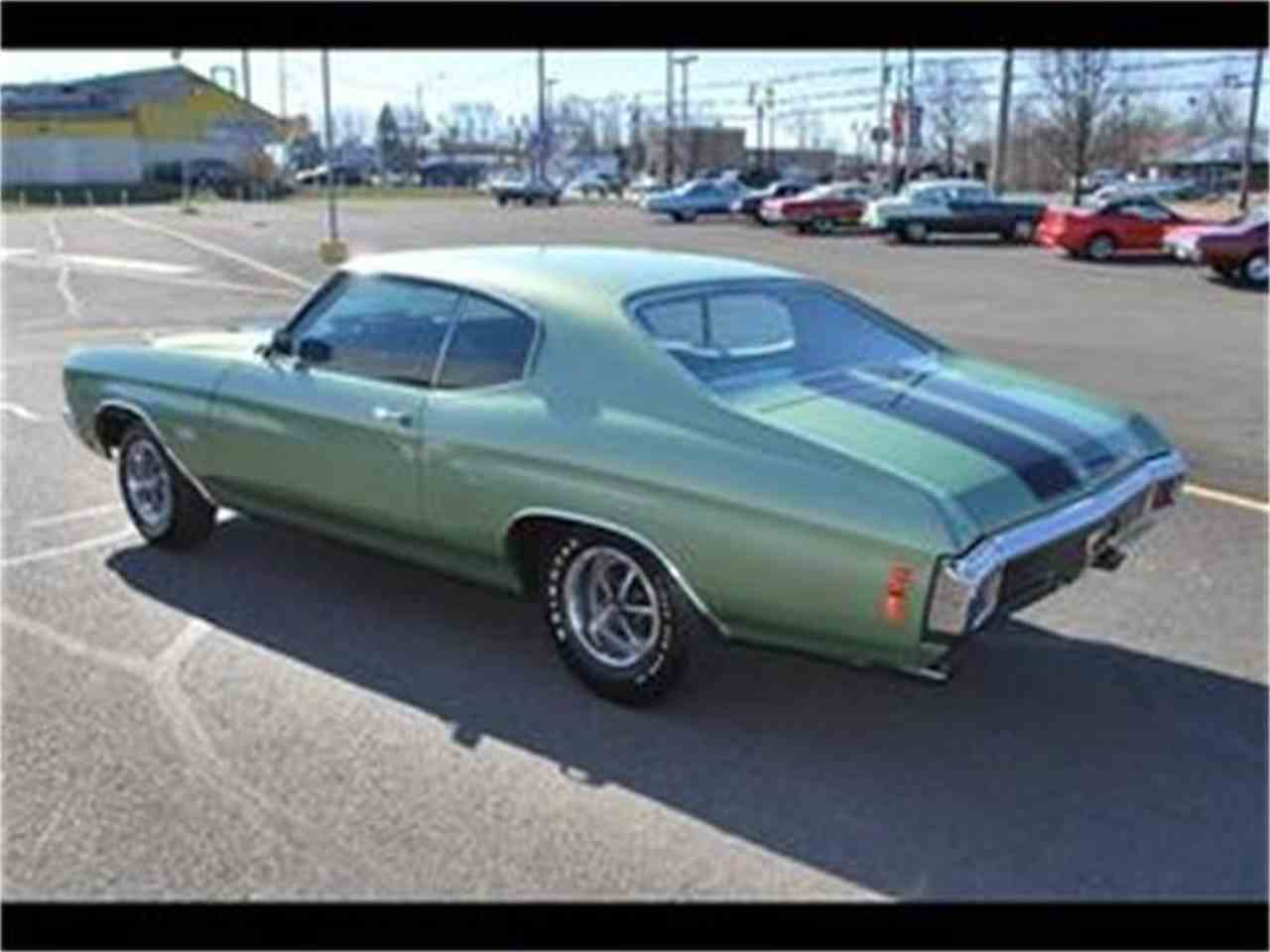 Large Picture of '70 Chevelle SS - EYH4