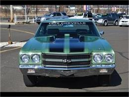 Picture of Classic 1970 Chevrolet Chevelle SS located in Pennsylvania Auction Vehicle Offered by L.R.A. Enterprises Auto Museum & Sales - EYH4