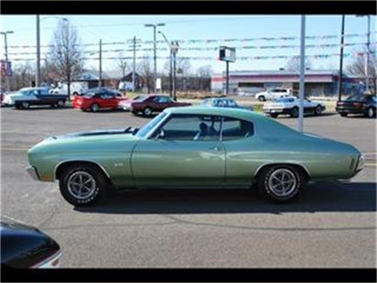 Large Picture of '70 Chevrolet Chevelle SS located in Pennsylvania Auction Vehicle - EYH4