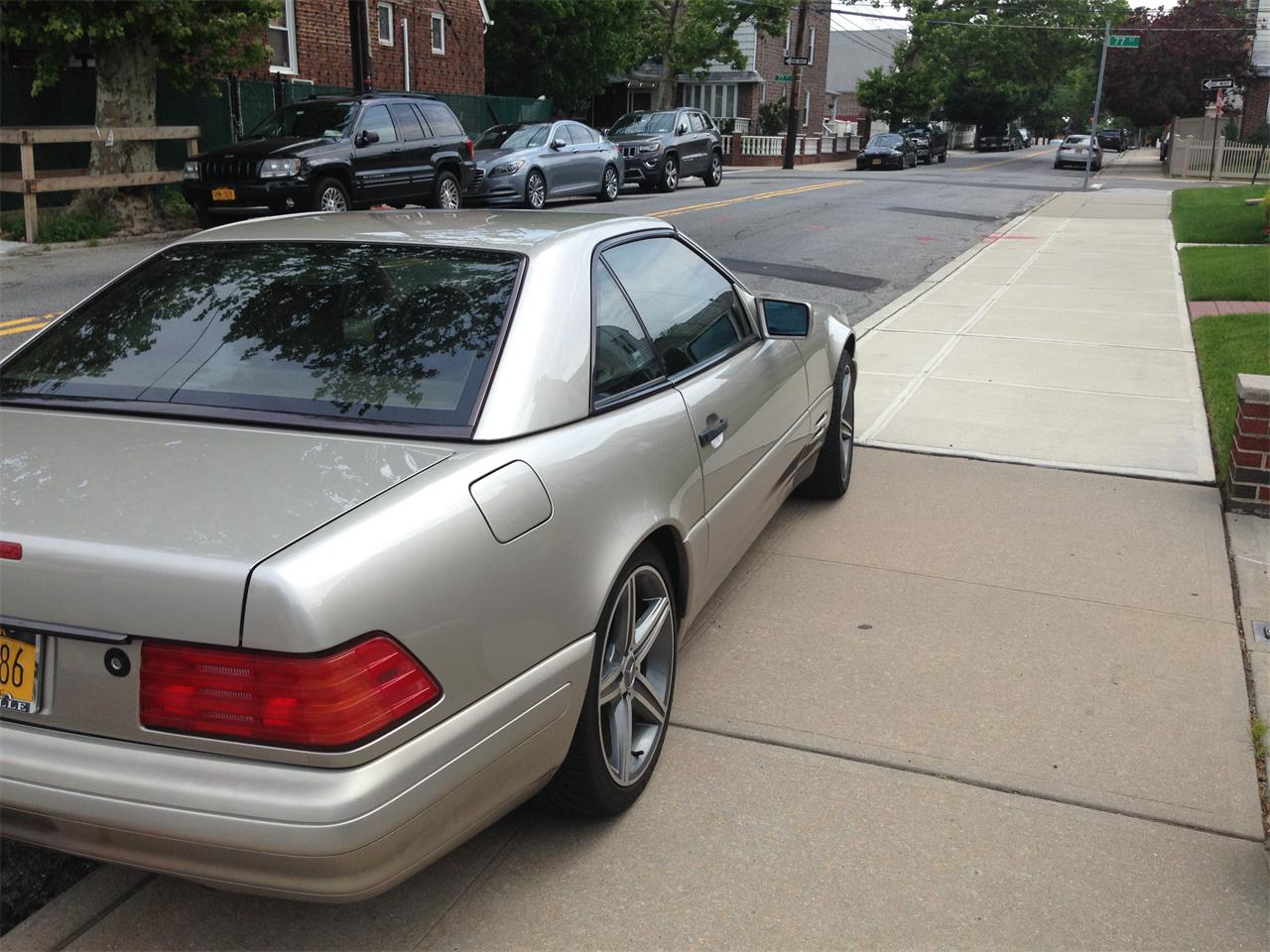 Large Picture of 1998 SL500 - $7,900.00 Offered by a Private Seller - EYIB
