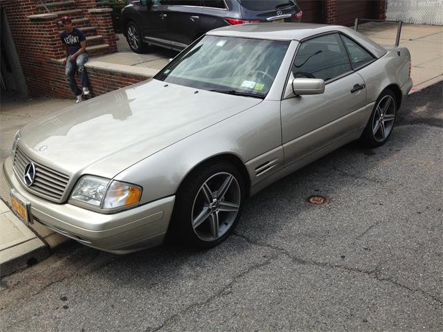 Picture of 1998 Mercedes-Benz SL500 Offered by a Private Seller - EYIB