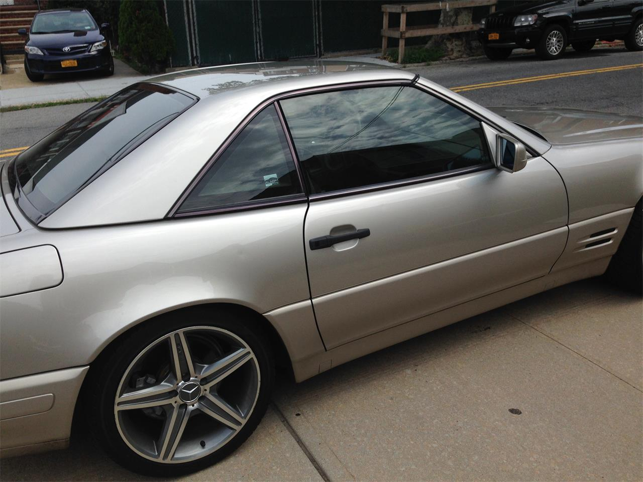 Large Picture of 1998 Mercedes-Benz SL500 - EYIB