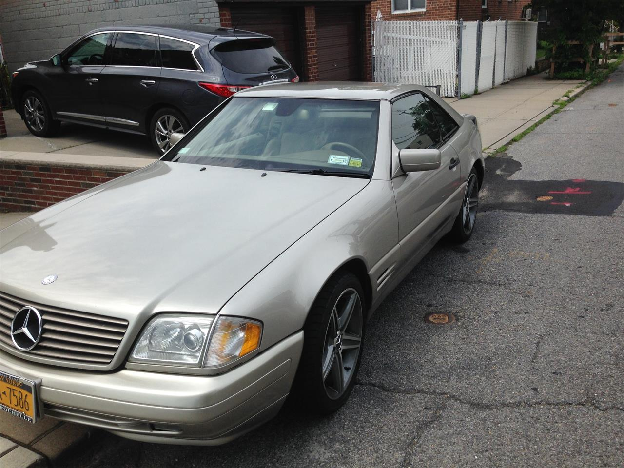 Large Picture of '98 Mercedes-Benz SL500 - $7,900.00 - EYIB
