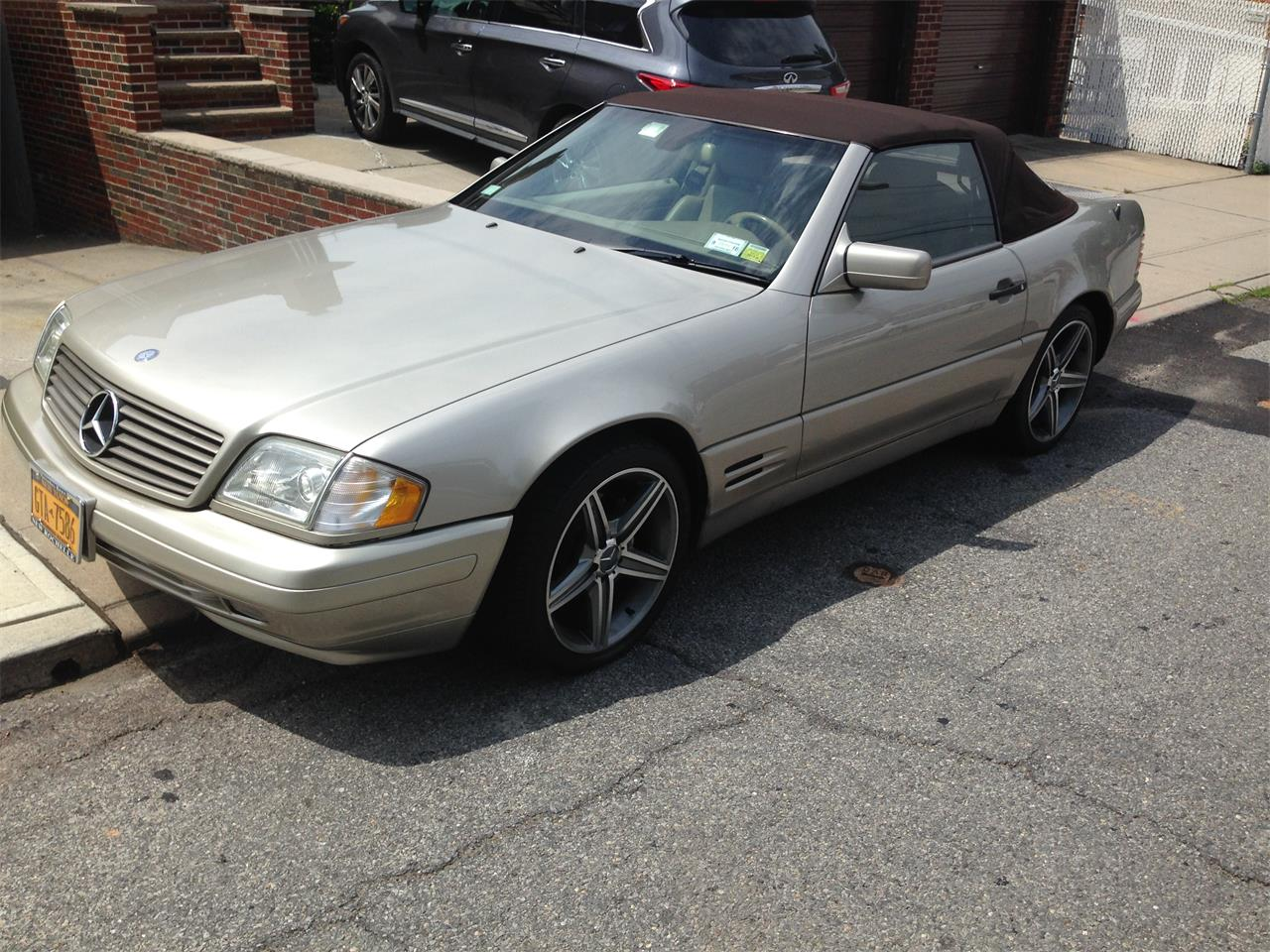 Large Picture of 1998 SL500 located in New York - $7,900.00 Offered by a Private Seller - EYIB