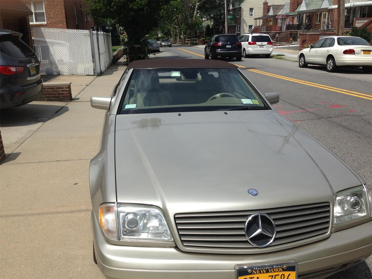 Large Picture of 1998 SL500 located in Middle Village     queens New York Offered by a Private Seller - EYIB