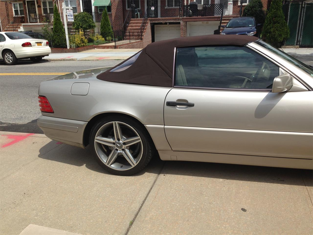 Large Picture of 1998 Mercedes-Benz SL500 located in New York - EYIB