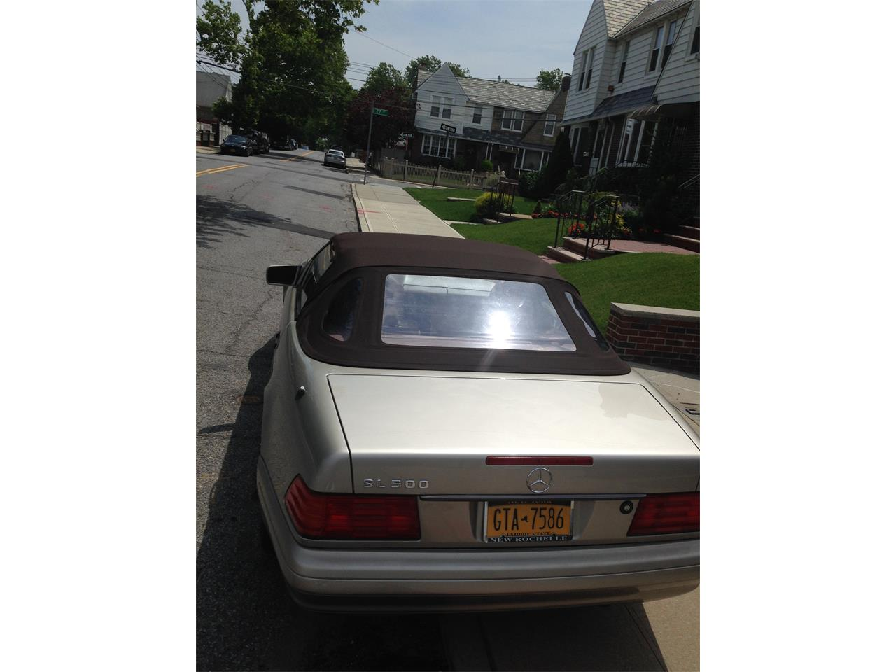 Large Picture of '98 Mercedes-Benz SL500 - $7,900.00 Offered by a Private Seller - EYIB