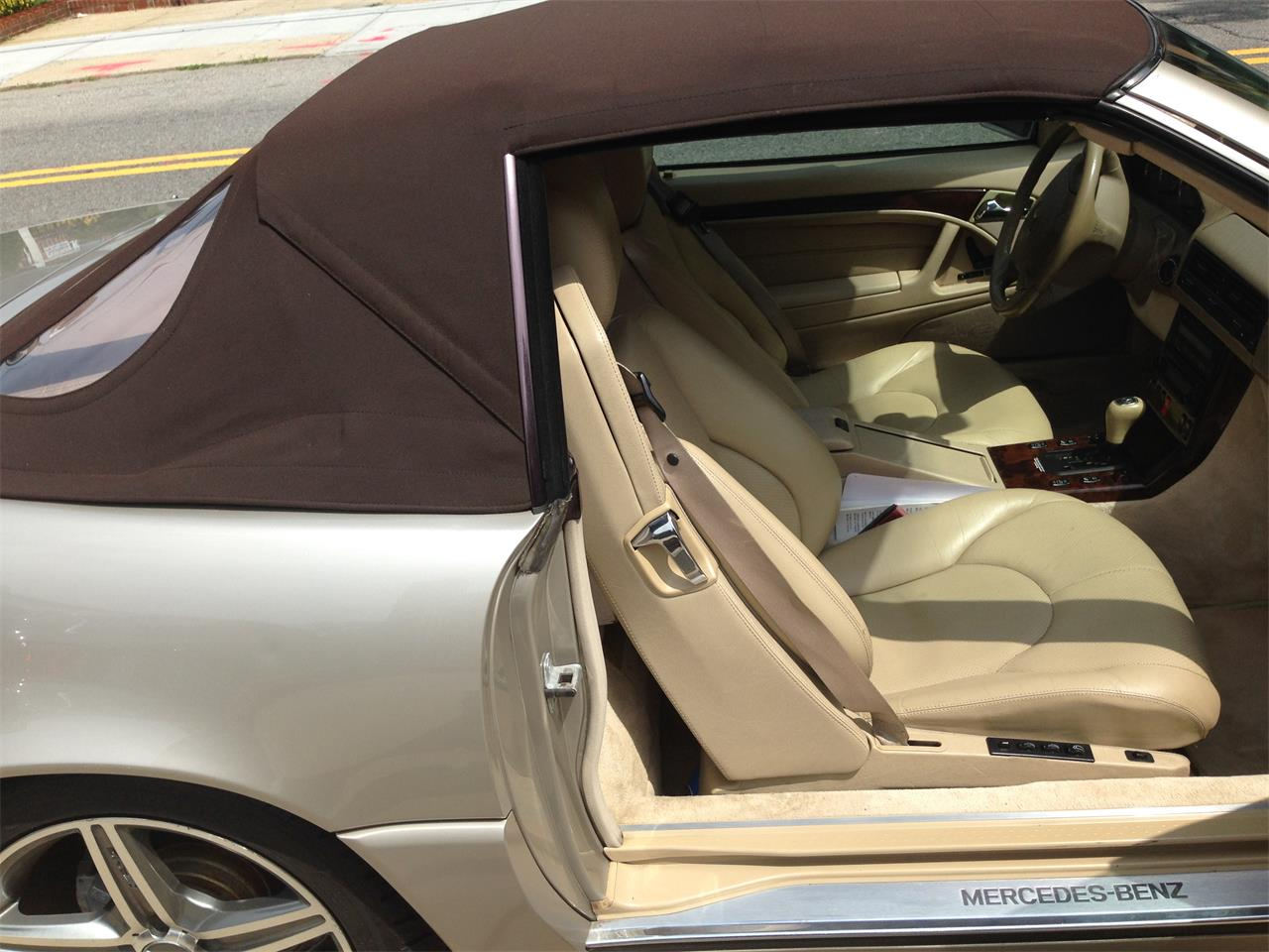 Large Picture of 1998 Mercedes-Benz SL500 - $7,900.00 - EYIB