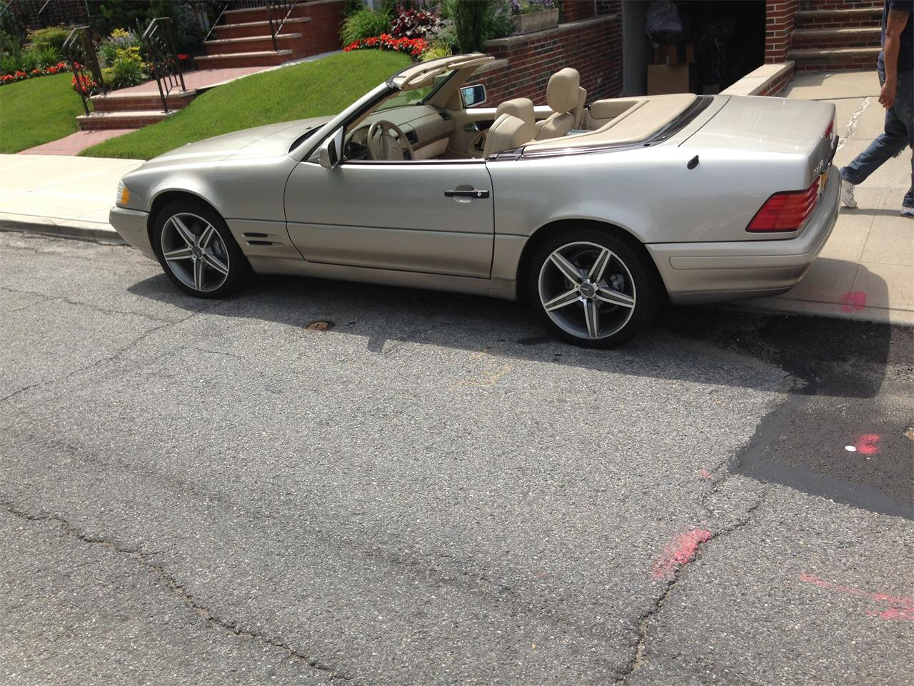 Large Picture of 1998 Mercedes-Benz SL500 - $7,900.00 Offered by a Private Seller - EYIB