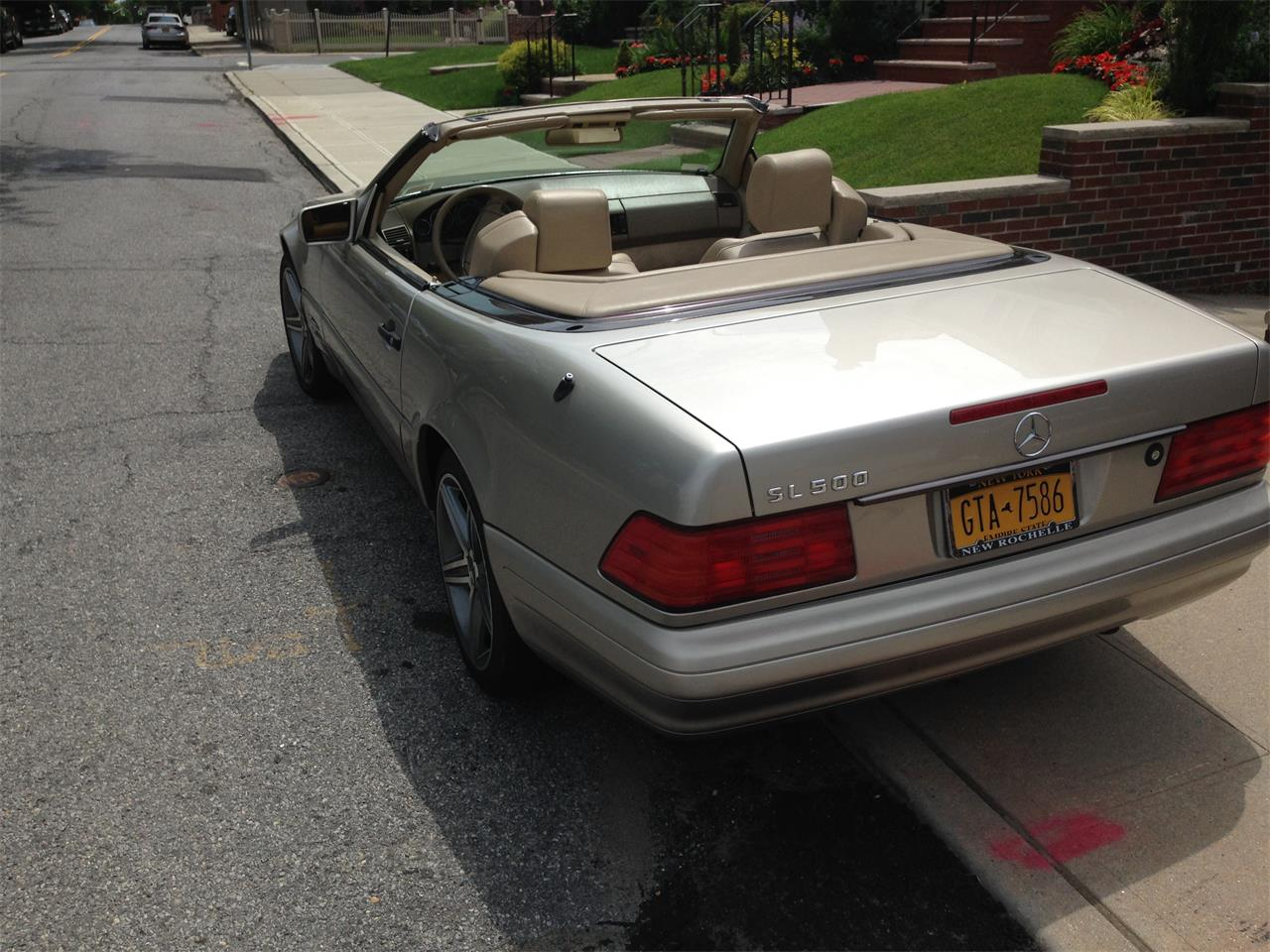 Large Picture of '98 SL500 - EYIB