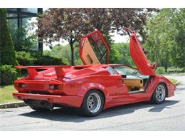 Picture of 1989 Lamborghini Countach located in Astoria New York Offered by Gullwing Motor Cars - EYKT