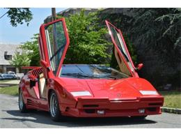 Picture of '89 Lamborghini Countach located in New York - $249,500.00 Offered by Gullwing Motor Cars - EYKT