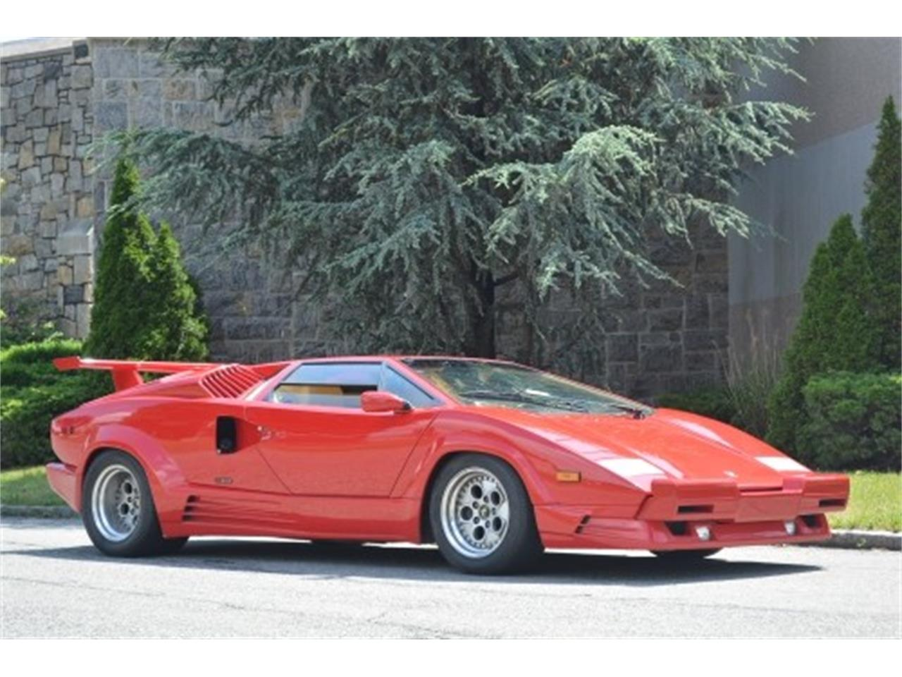 Large Picture of '89 Countach Offered by Gullwing Motor Cars - EYKT