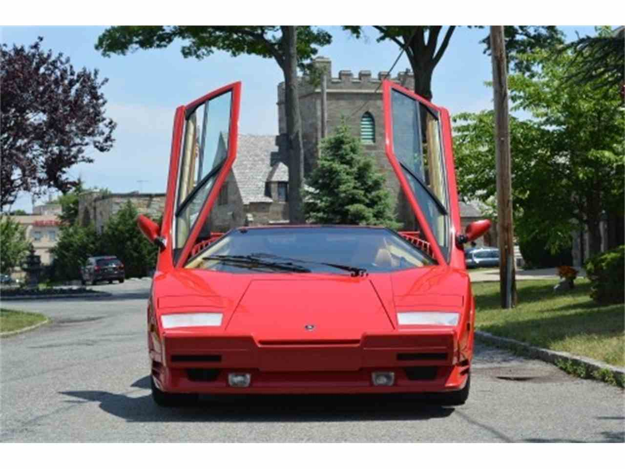 Large Picture of '89 Countach - EYKT
