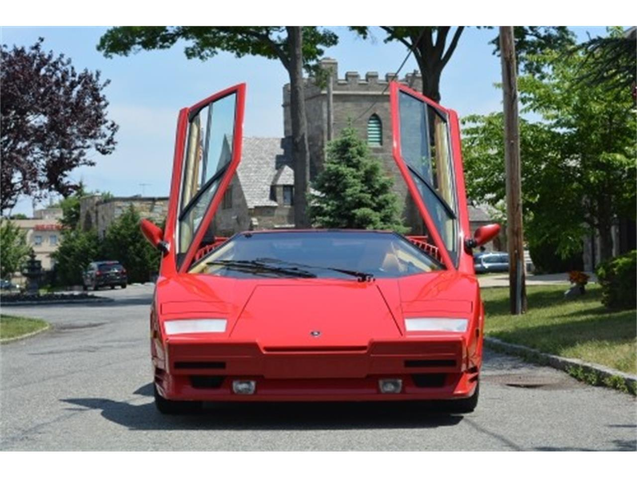 Large Picture of 1989 Lamborghini Countach located in New York - $249,500.00 Offered by Gullwing Motor Cars - EYKT