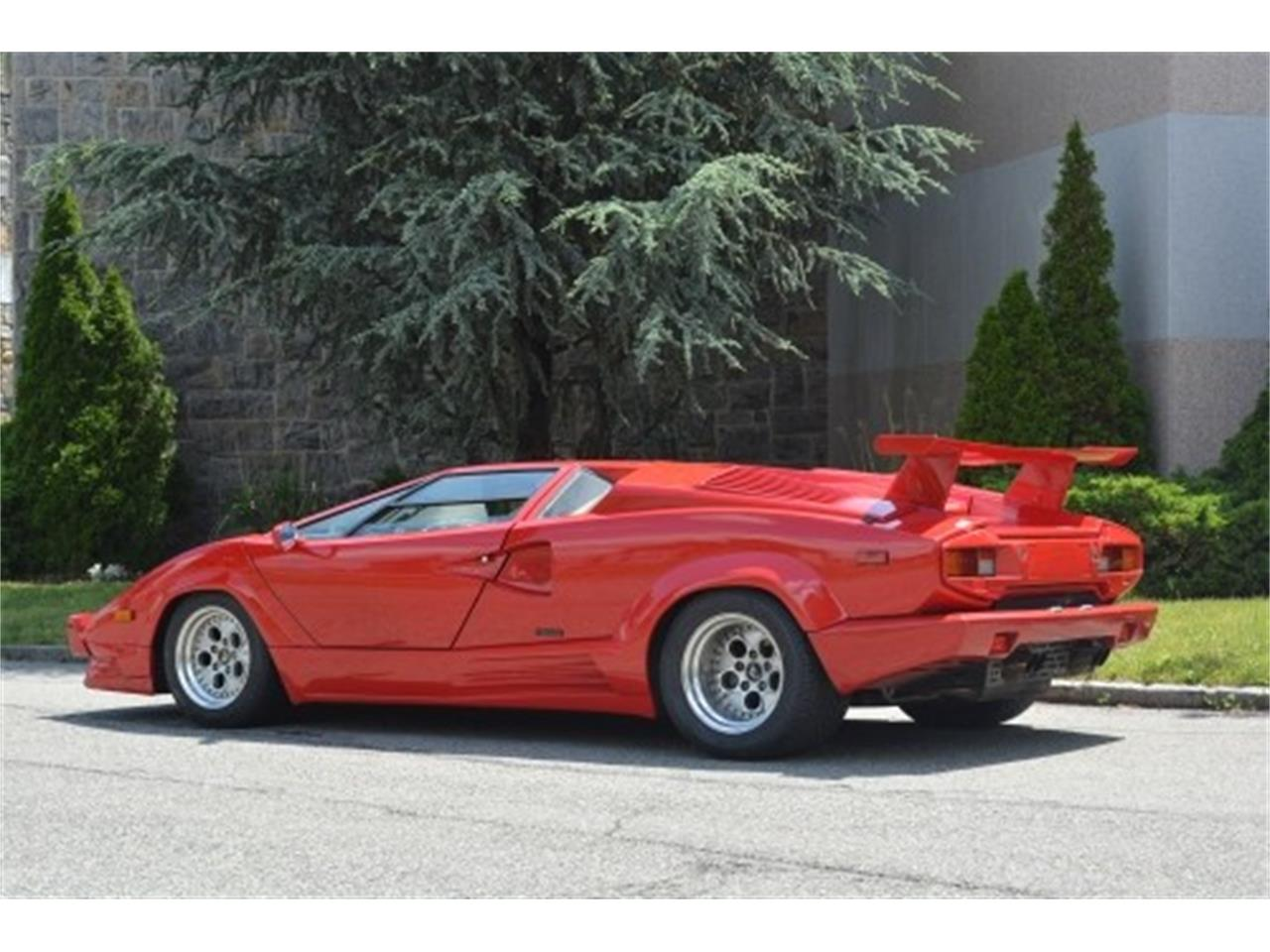 Large Picture of '89 Countach located in Astoria New York Offered by Gullwing Motor Cars - EYKT
