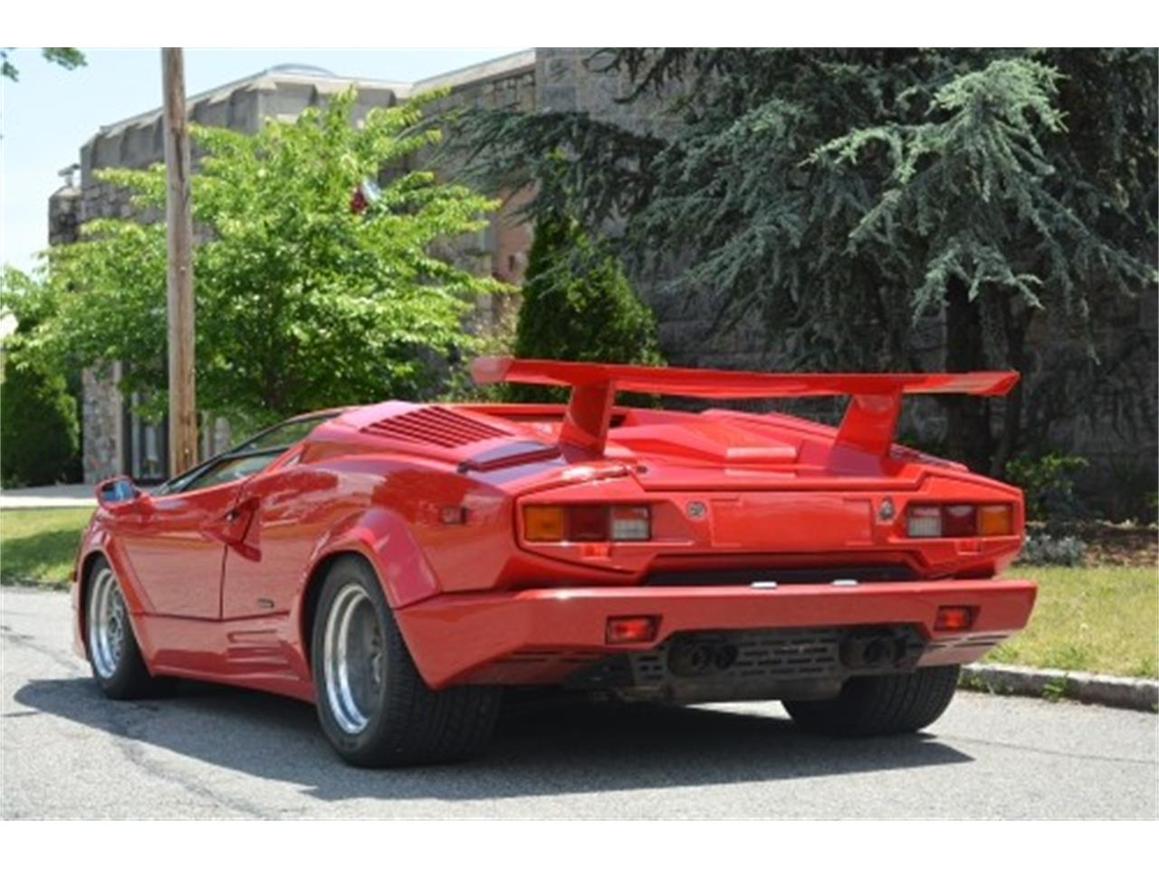 Large Picture of 1989 Lamborghini Countach located in New York Offered by Gullwing Motor Cars - EYKT