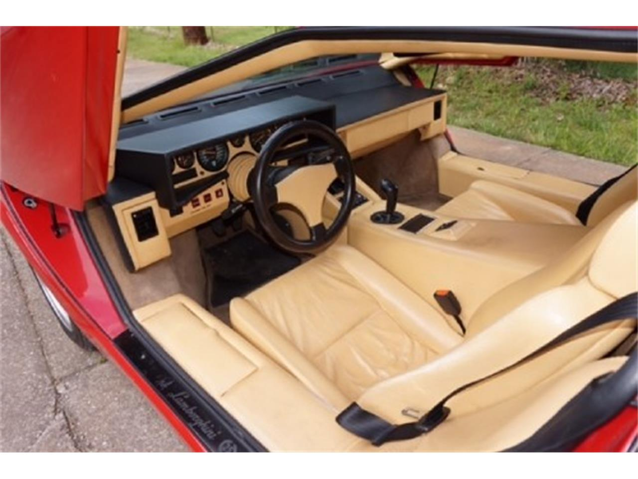 Large Picture of 1989 Countach located in New York - $249,500.00 Offered by Gullwing Motor Cars - EYKT