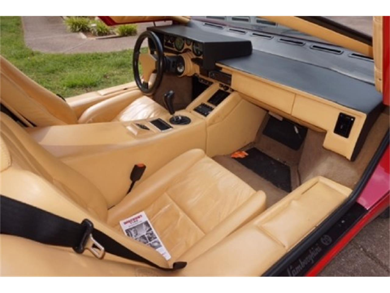 Large Picture of 1989 Countach Offered by Gullwing Motor Cars - EYKT