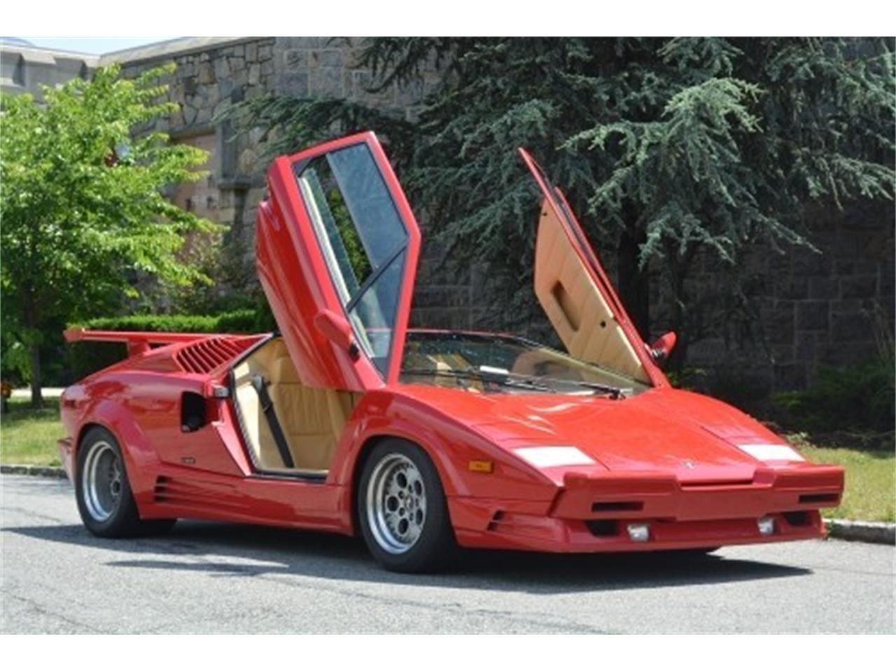 Large Picture of 1989 Lamborghini Countach located in New York - EYKT