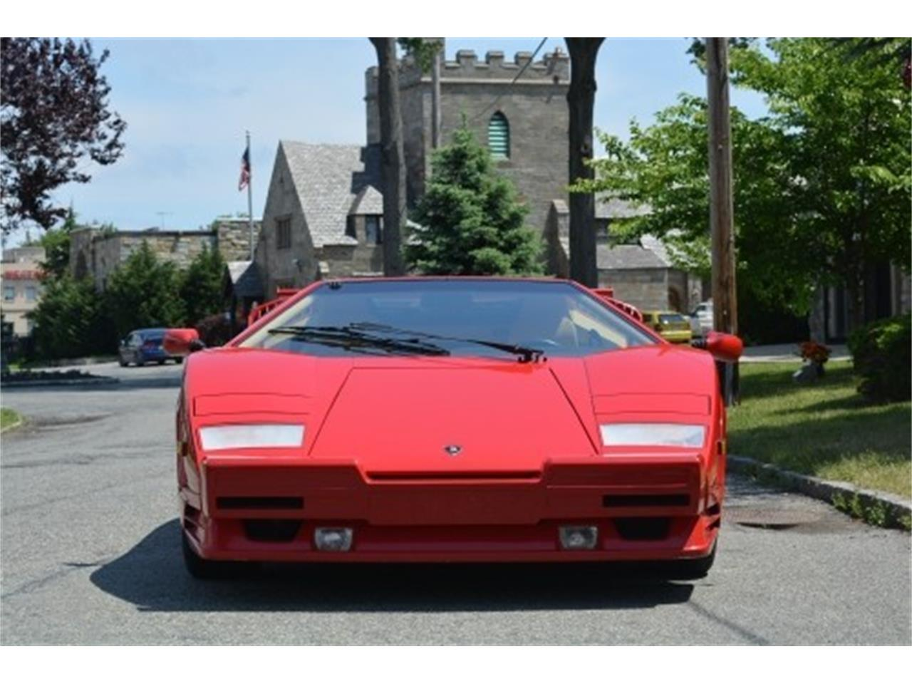 Large Picture of 1989 Lamborghini Countach located in Astoria New York - $249,500.00 - EYKT