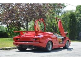 Picture of '89 Lamborghini Countach located in Astoria New York Offered by Gullwing Motor Cars - EYKT