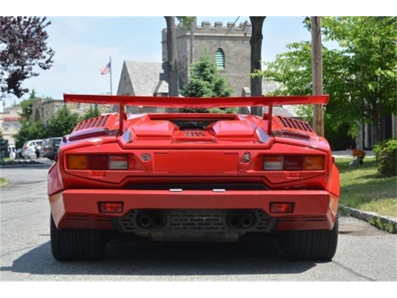Large Picture of '89 Countach located in Astoria New York - $249,500.00 Offered by Gullwing Motor Cars - EYKT