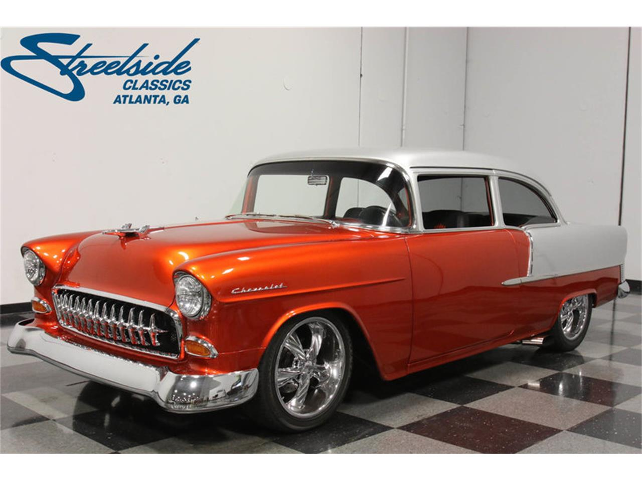 Large Picture of Classic 1955 Chevrolet 210 located in Lithia Springs Georgia - $89,995.00 Offered by Streetside Classics - Atlanta - EYMR