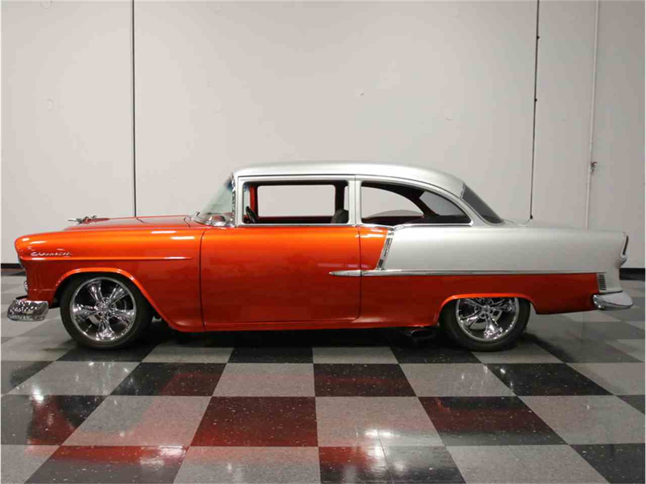 Large Picture of Classic 1955 Chevrolet 210 Offered by Streetside Classics - Atlanta - EYMR