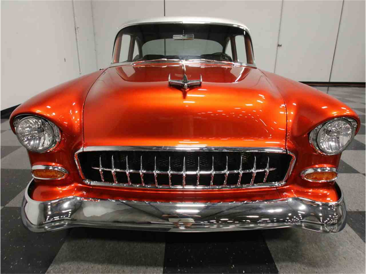 Large Picture of Classic '55 Chevrolet 210 - $89,995.00 Offered by Streetside Classics - Atlanta - EYMR