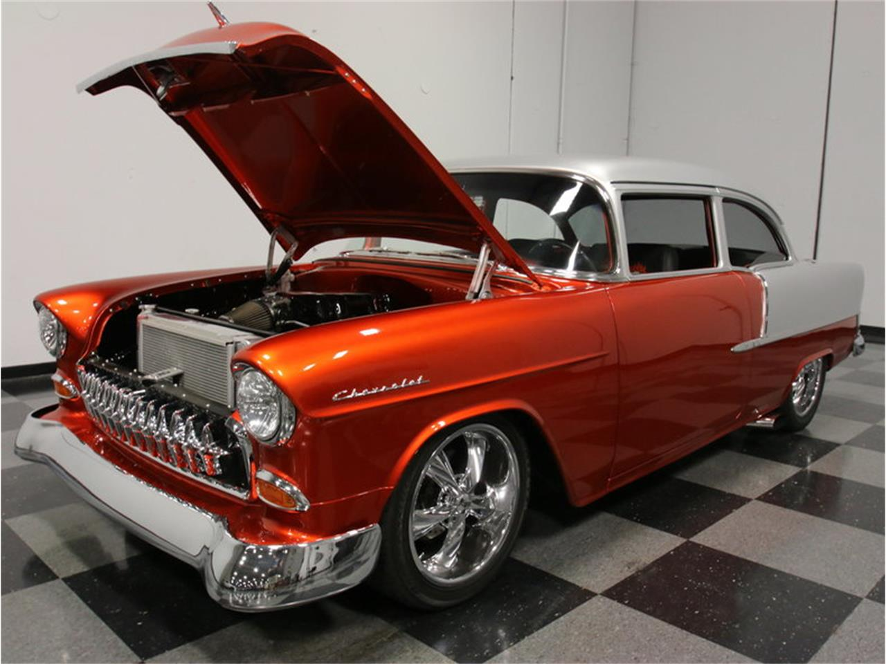 Large Picture of 1955 Chevrolet 210 - $89,995.00 Offered by Streetside Classics - Atlanta - EYMR