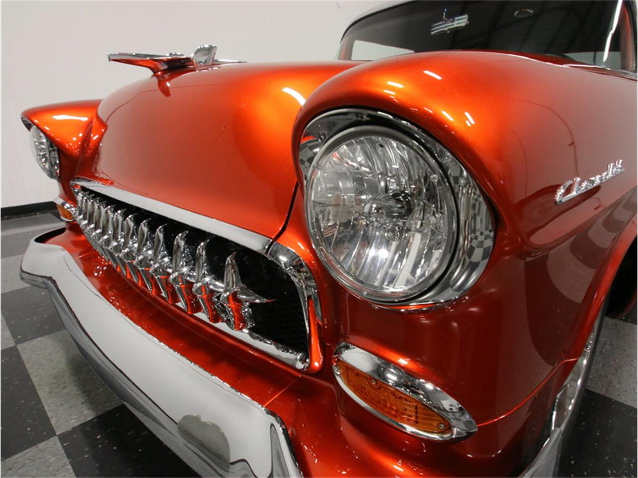Large Picture of '55 Chevrolet 210 - $89,995.00 Offered by Streetside Classics - Atlanta - EYMR