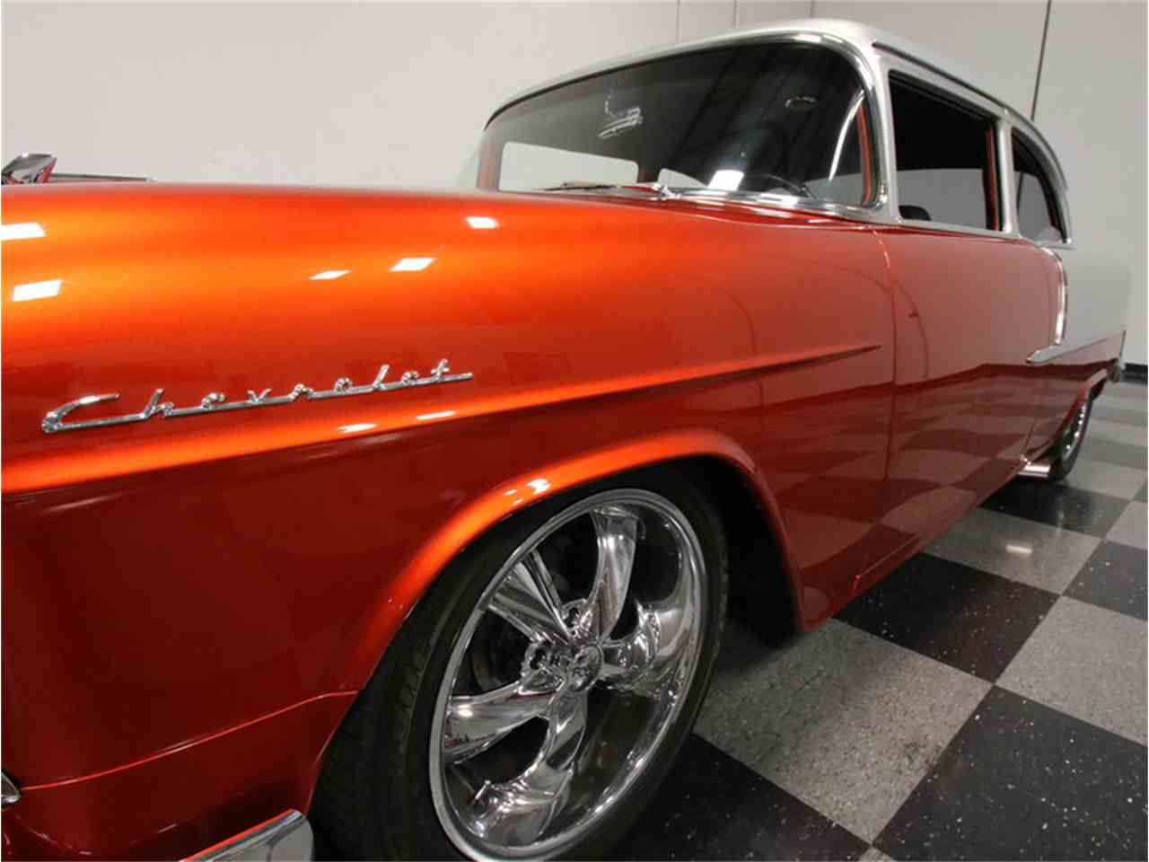 Large Picture of Classic '55 210 located in Lithia Springs Georgia - $89,995.00 Offered by Streetside Classics - Atlanta - EYMR
