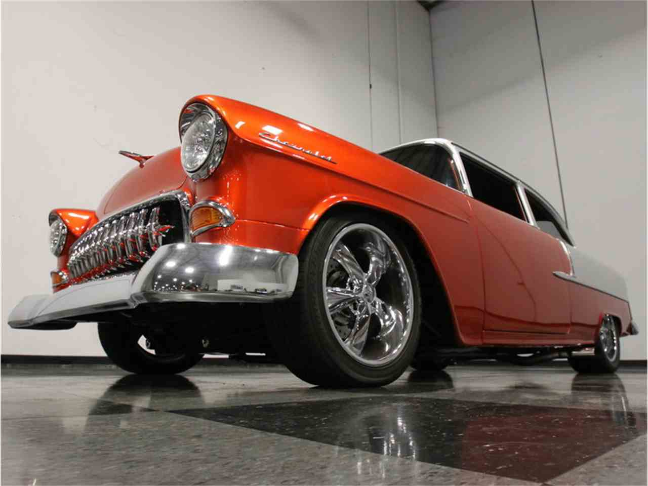 Large Picture of '55 210 - $89,995.00 Offered by Streetside Classics - Atlanta - EYMR