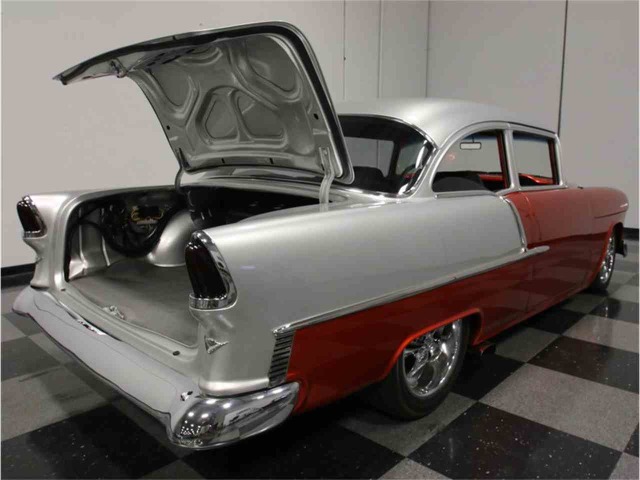 Large Picture of 1955 Chevrolet 210 - $89,995.00 - EYMR