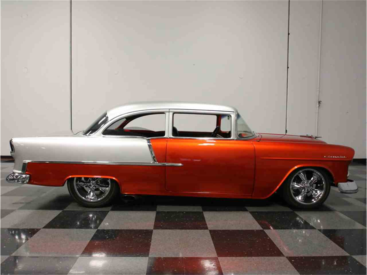 Large Picture of Classic 1955 Chevrolet 210 located in Lithia Springs Georgia - $89,995.00 - EYMR