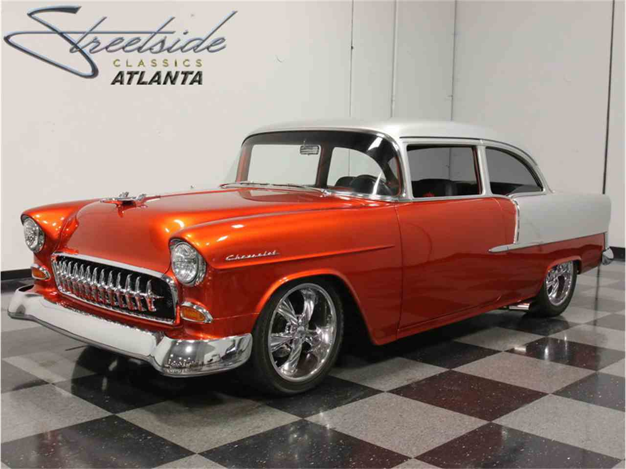 Large Picture of '55 210 Offered by Streetside Classics - Atlanta - EYMR