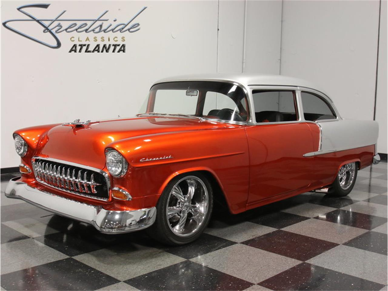 Large Picture of Classic '55 210 located in Lithia Springs Georgia Offered by Streetside Classics - Atlanta - EYMR