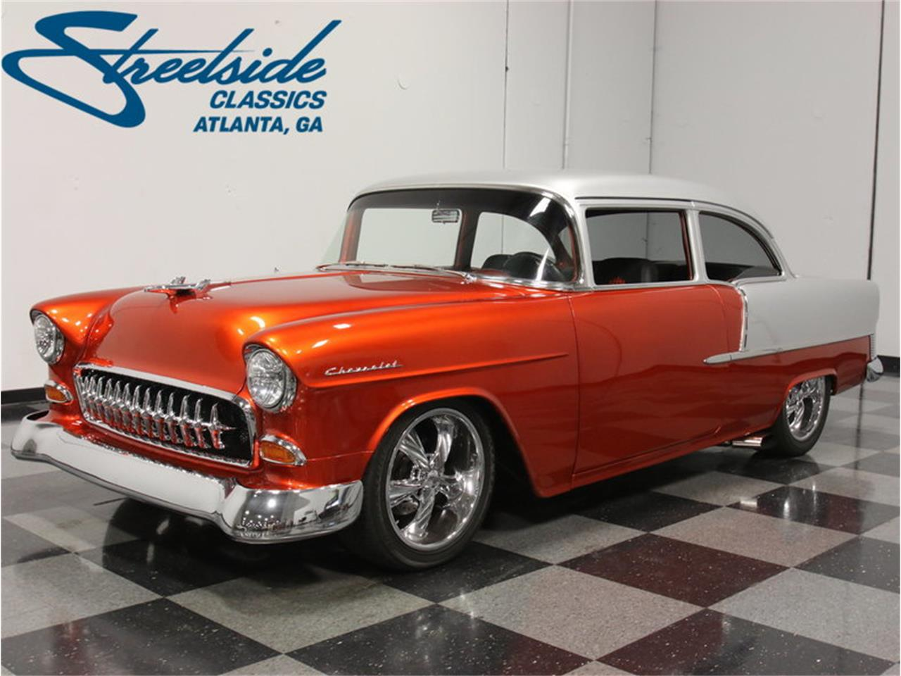 Large Picture of Classic '55 Chevrolet 210 Offered by Streetside Classics - Atlanta - EYMR