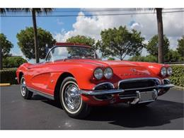 Picture of 1962 Chevrolet Corvette located in Miami Florida - $59,900.00 Offered by The Garage - EYPB