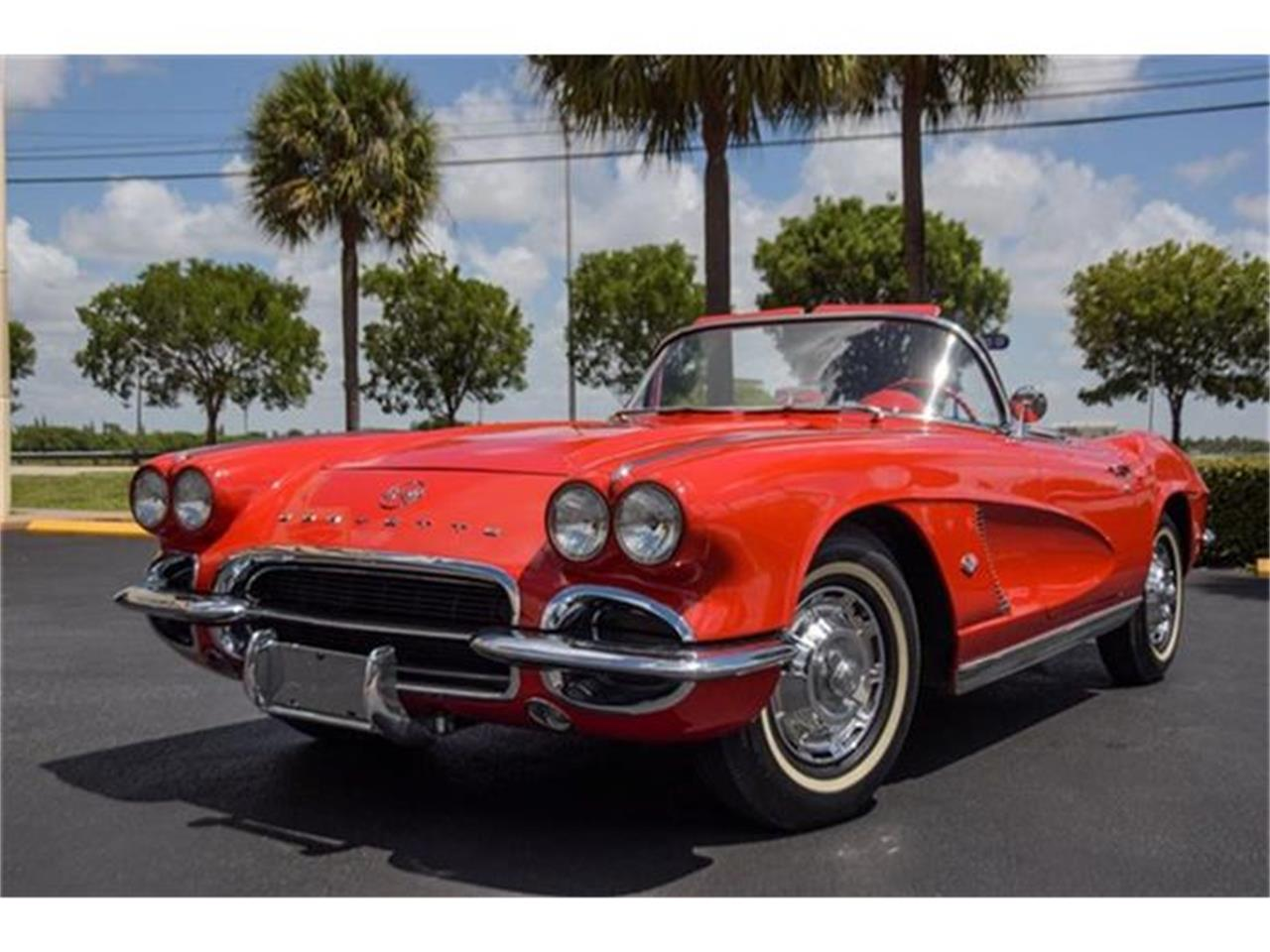 Large Picture of 1962 Corvette located in Florida Offered by The Garage - EYPB