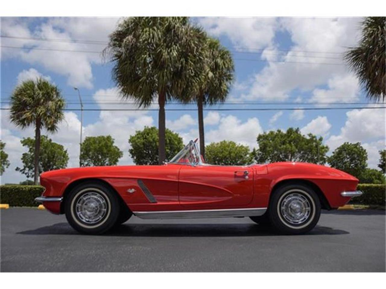 Large Picture of '62 Chevrolet Corvette located in Miami Florida Offered by The Garage - EYPB