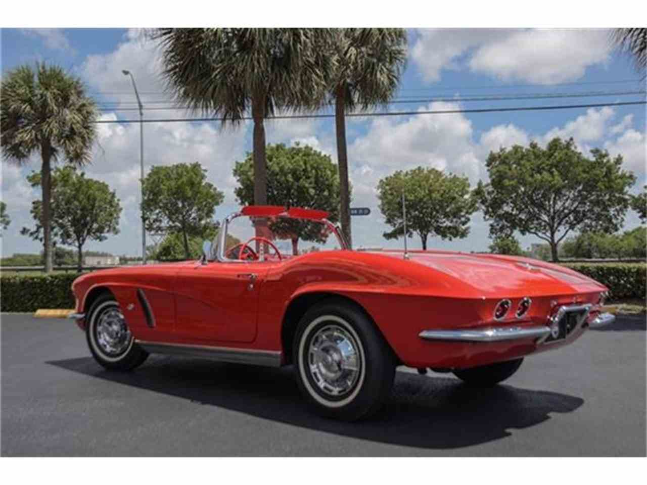 Large Picture of '62 Corvette - EYPB