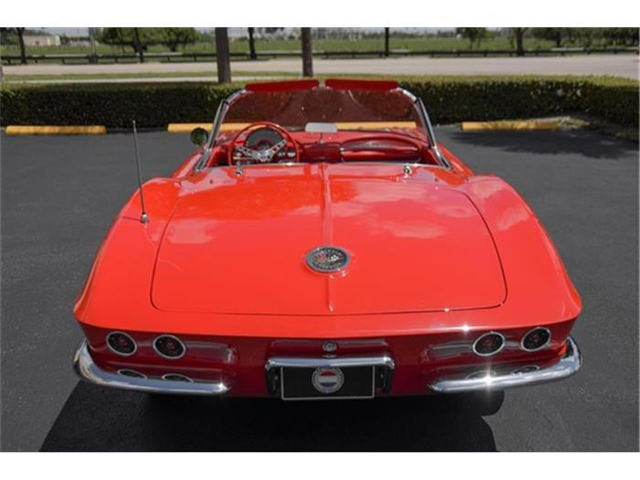 Large Picture of 1962 Chevrolet Corvette located in Miami Florida - $59,900.00 Offered by The Garage - EYPB