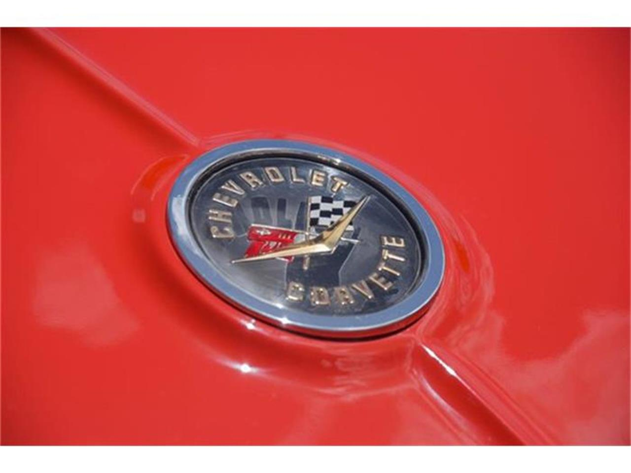 Large Picture of Classic '62 Chevrolet Corvette Offered by The Garage - EYPB