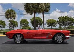 Picture of 1962 Chevrolet Corvette located in Florida Offered by The Garage - EYPB